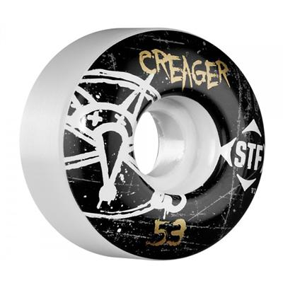 Bones Creager Oh Gee STF Skateboard Wheels