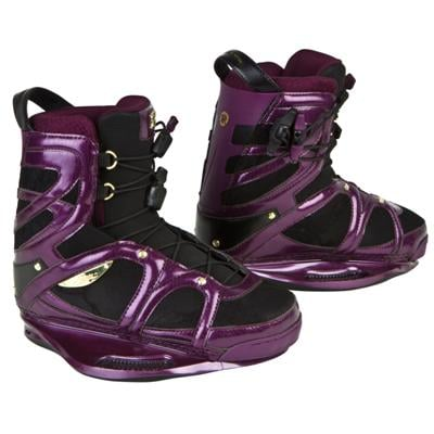 Ronix Faith Hope Love Wakeboard Bindings - Women's 2013
