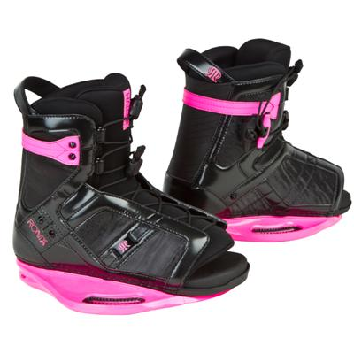 Ronix Halo Wakeboard Bindings - Women's 2013