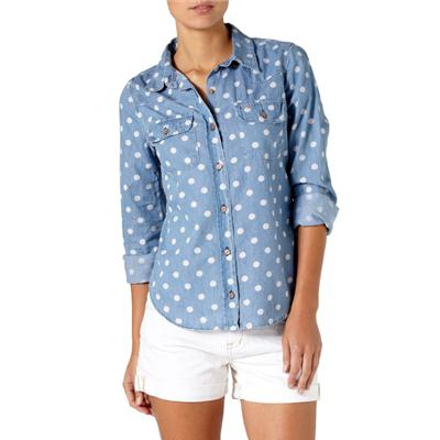 Quiksilver Third Bay Button-Down Shirt - Women's