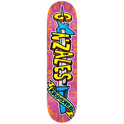 Krooked Swordid Gonz Skateboard Deck
