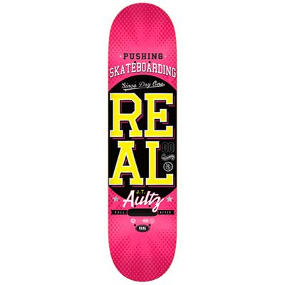 Real Pushing Skateboarding Aultz Skateboard Deck
