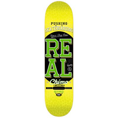 Real Pushing Skateboarding Ferguson Skateboard Deck