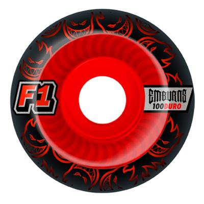Spitfire F1 Emburns Infernos Skateboard Wheels
