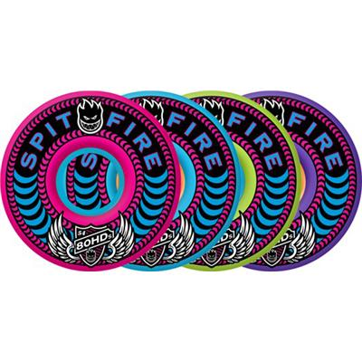 Spitfire 80 HD Freakouts Skateboard Wheels