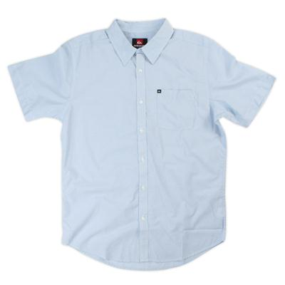 Quiksilver El Stripo Short-Sleeve Button-Down Shirt