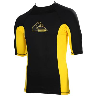 Quiksilver Dob Short-Sleeve Surf Shirt 2013