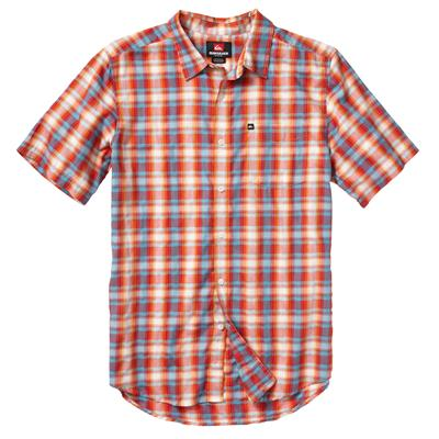 Quiksilver Flash Surf Short-Sleeve Button-Down Shirt