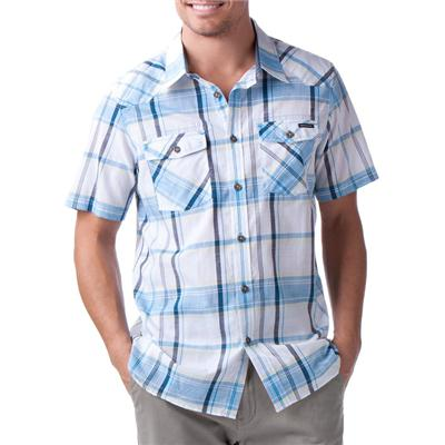 Oakley On The Trail Short-Sleeve Button-Down Shirt