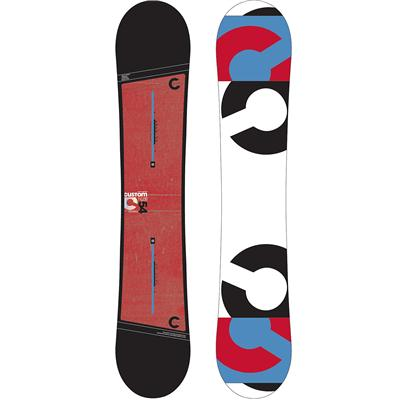 Burton Custom Flying V Twin Snowboard 2014