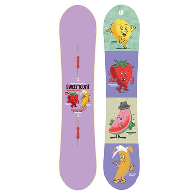 Burton Sweet Tooth Snowboard - Women's 2014