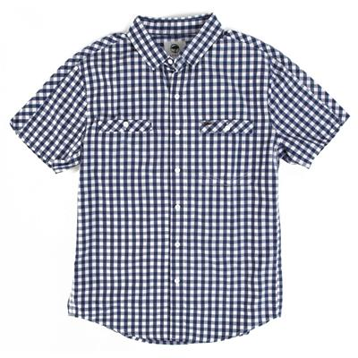 Arbor Figueroa Short-Sleeve Button-Down Shirt