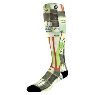 Stance Warning Snow Socks - Kid's