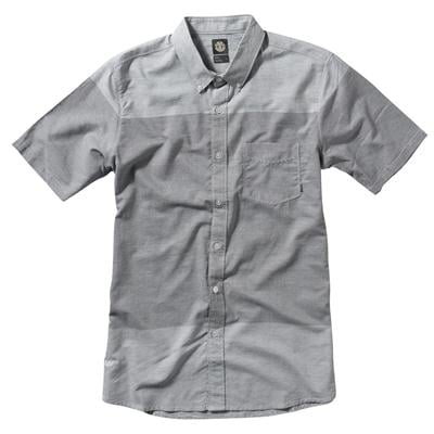 Element Alexander Short-Sleeve Button-Down Shirt