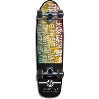 Element Jammin Hog Skateboard Complete