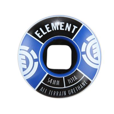 Element Divided Skateboard Wheels