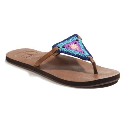 Reef Love Crochet Sandals - Women's