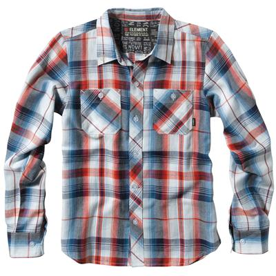 Element Royce Button-Down Shirt - Youth - Boy's