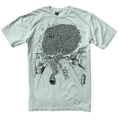 Element Bomb Hill T-Shirt