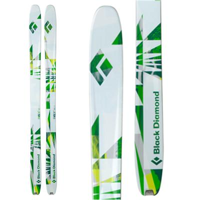 Black Diamond Revert Skis 2013