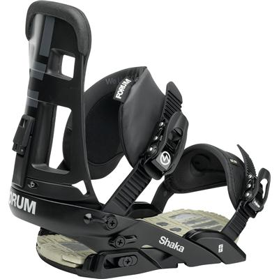 Forum Shaka Snowboard Bindings - Demo 2013