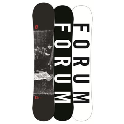 Forum Destroyer Snowboard - Demo 2013