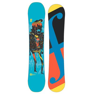 Forum Youngblood Grandpops Snowboard - Demo 2013