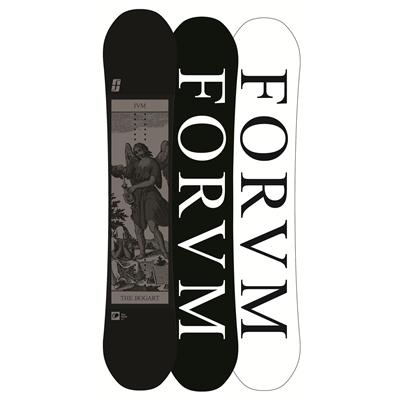 Forum Deck Snowboard - Demo 2013