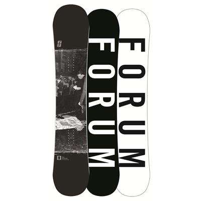 Forum Destroyer Doubledog Snowboard - Demo 2013