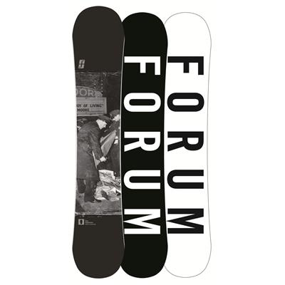 Forum Destroyer Doubledog Wide Snowboard - Demo 2013