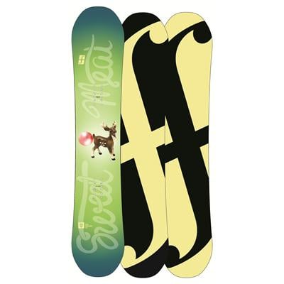 Forum Spinster Snowboard - Women's - Demo 2013