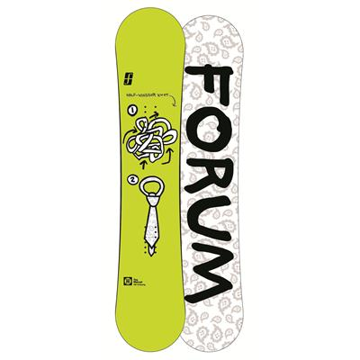 Forum Mini Manual Snowboard - Youth - Demo 2013