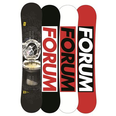 Forum Contract Snowboard - Blem 2013
