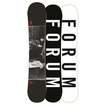 Forum Destroyer Snowboard - Blem 2013