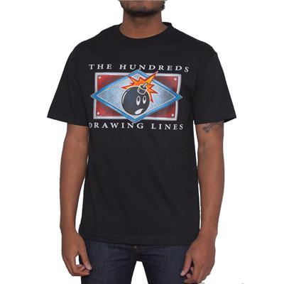 The Hundreds Name Plate T-Shirt