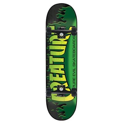 Creature The Bible Complete Skateboard