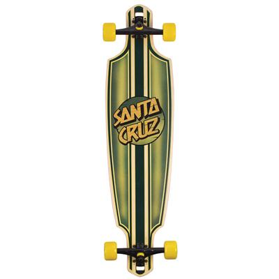 Santa Cruz Squire Drop Through Longboard Complete