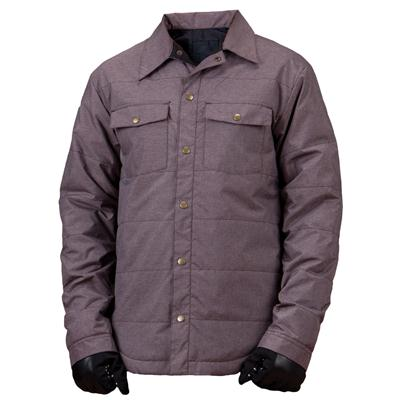 Bonfire PDX Button Down Shirt