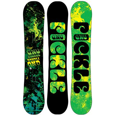 GNU Pickle PBTX Wide Snowboard - Blem 2013