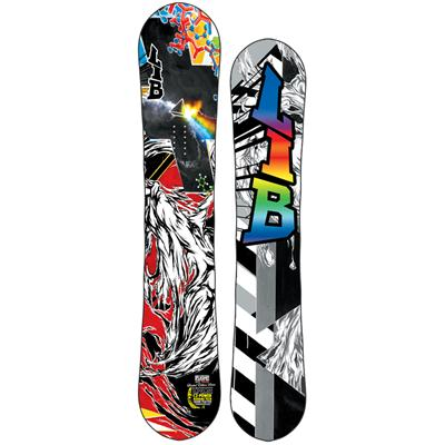 Lib Tech T.Rice C2BTX Libited Edition Snowboard - Blem 2013