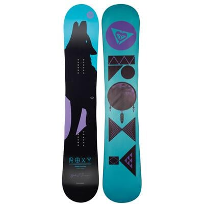 Roxy Ally BTX Less Narrow Snowboard - Blem - Women's 2013