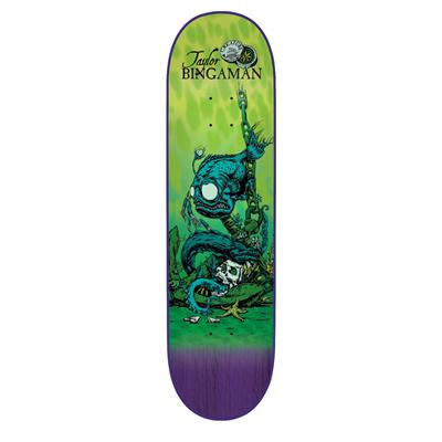 Creature Bingaman Cove Powerply Skateboard Deck
