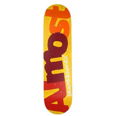 Almost Pop Art Skateboard Deck