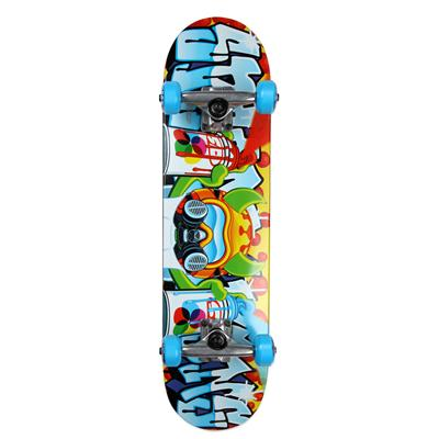 Speed Demons Tagger Youth Brigade Complete Skateboard - Kid's
