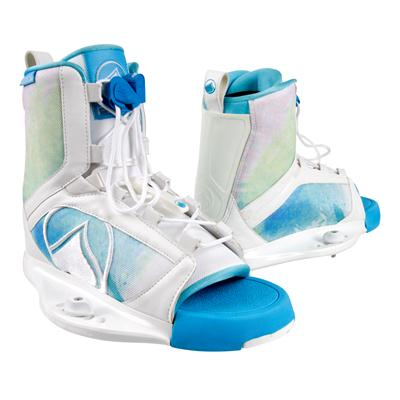 Liquid Force Plush Wakeboard Bindings - Women's 2013