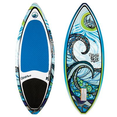 Liquid Force Doum Skim Wakesurf Board 2013