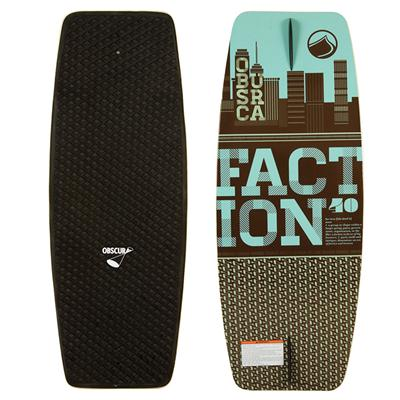 Liquid Force Faction Wakeskate 2013