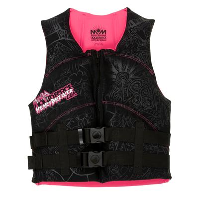 Liquid Force Heartbreaker CGA Wakeboard Vest - Women's 2013