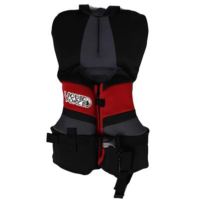 Liquid Force Nemesis CGA Wakeboard Vest - Boy's 2013
