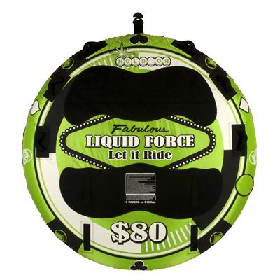 Liquid Force Let It Ride 80 Tube 2014